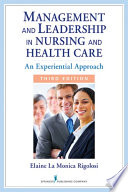 Management and Leadership in Nursing and Health Care