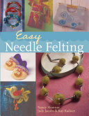 Easy Needle Felting