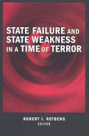 State Failure and State Weakness in a Time of Terror