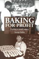 Baking for Profit