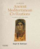 Sources for Ancient Mediterranean Civilizations