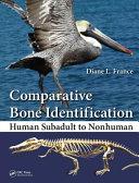 Comparative Bone Identification Book