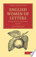 English Women of Letters