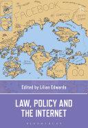 Law, Policy and the Internet Pdf/ePub eBook