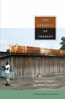 Pdf The Republic of Therapy Telecharger