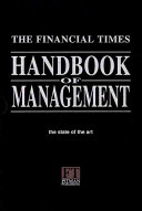 The Financial Times Handbook of Management