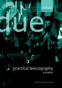 Practical Lexicography