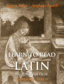 Learn to Read Latin