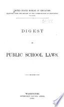 Digest of Public School Laws