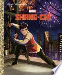 Shang Chi Little Golden Book  Marvel