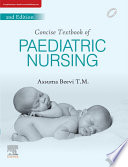 """Concise Text Book for Pediatric Nursing E-Book"" by Assuma Beevi"