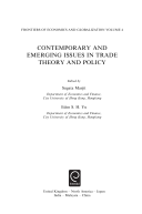 contemporary and emerging issues in trade theory and policy beladi hamid