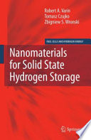 Nanomaterials for Solid State Hydrogen Storage Book
