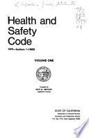 Health and Safety Code