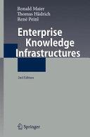 Pdf Enterprise Knowledge Infrastructures Telecharger