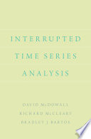 Interrupted Time Series Analysis Book