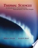 Thermal Sciences