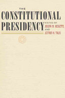 The Constitutional Presidency