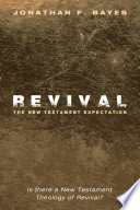 Revival The New Testament Expectation