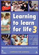 Learning to Learn for Life 3
