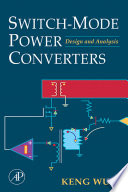 Switch Mode Power Converters Book