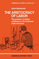 The Aristocracy of Labour