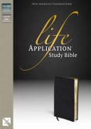 Life Application Study Bible NASB Book
