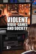 link to Violent video games and society [opposing viewpoints] in the TCC library catalog