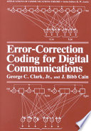 Error-Correction Coding for Digital Communications