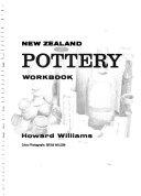 New Zealand Pottery Workbook