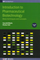 Introduction to Pharmaceutical Biotechnology