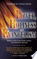 POWER HOLINESS & EVANGELISM