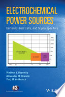 Electrochemical Power Sources Book PDF