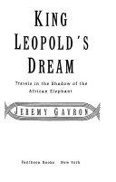 King Leopold s Dream Book