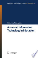 Advanced Information Technology In Education