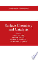Surface Chemistry and Catalysis