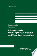 Introduction to Vertex Operator Algebras and Their Representations