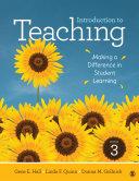 Introduction to Teaching Pdf/ePub eBook