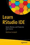 Learn RStudio IDE