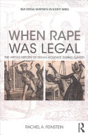 When rape was legal: the untold history of sexual violence during slavery