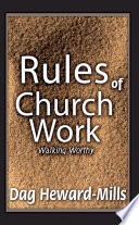 Rules of Church Work 2nd Edition