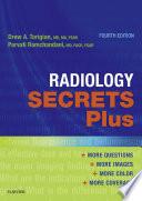 Radiology Secrets Plus E Book