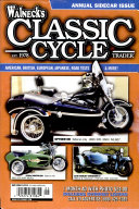 WALNECK'S CLASSIC CYCLE TRADER, MAY 2004