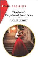The Greek's Duty-Bound Royal Bride ebook
