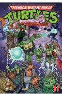 Teenage Mutant Ninja Turtles Adventures Vol  11