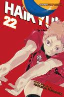 Haikyu!!, Vol. 22