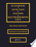 Handbook Of Detection Of Enzymes On Electrophoretic Gels Book PDF