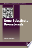 Bone Substitute Biomaterials Book PDF