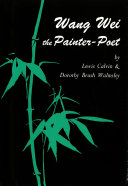 Pdf Wang Wei the Painter-Poet Telecharger