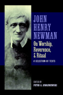 Pdf Newman on Worship, Reverence, and Ritual